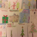 Christmas cards from Apollo School 2016