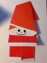 Mikołaj origami Jaś Guzowski (1)