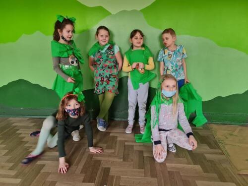 uszczuplona drużyna Zielonych